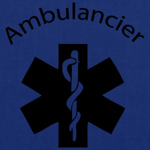 ambulancier entreprise Tee shirts - Tote Bag