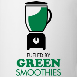 Fueled By Green Smoothies T-shirts - Mugg