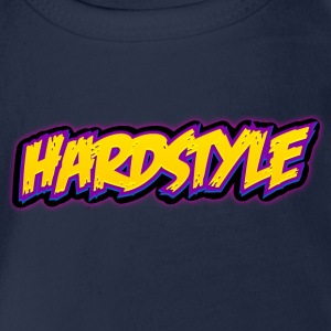Hardstyle / Rave / Jumpstyle Tee shirts - Body bébé bio manches courtes