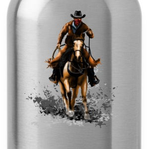 cowboy T-Shirts - Water Bottle
