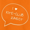 I LOVE SURF & KITE CLUB - Kinder Premium T-Shirt