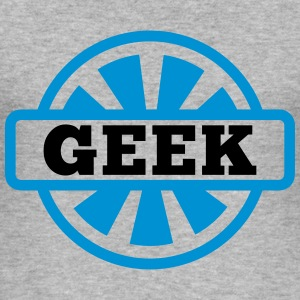 Geek Gensere - Slim Fit T-skjorte for menn