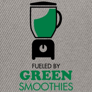 Fueled By Green Smoothies T-shirts - Snapback cap