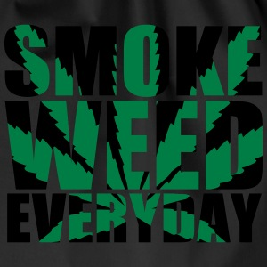 Smoke Weed Everyday ImpactShad Sweat-shirts - Sac de sport léger
