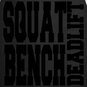 Squat Bench Deadlift  - Delantal de cocina