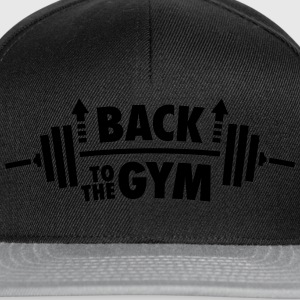 Back To The Gym T-shirts - Snapback cap