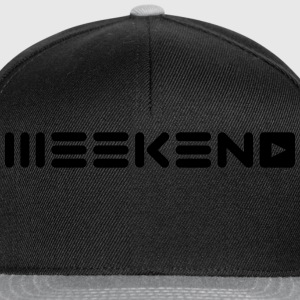 weekend T-Shirts - Snapback Cap