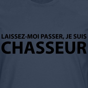 chasseur Tee shirts - T-shirt manches longues Premium Homme