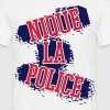nique la police Tee shirts - T-shirt Homme