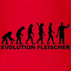 Evolution Fleischer T-Shirts - Baby Bio-Kurzarm-Body