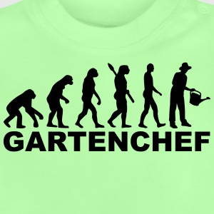Evolution Gärtner T-Shirts - Baby T-Shirt