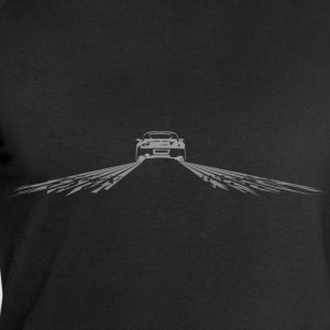 Burnout tire rubber T-Shirts - Men's Sweatshirt by Stanley & Stella