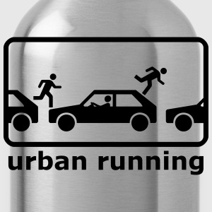 urban freerunning T-Shirts - Water Bottle
