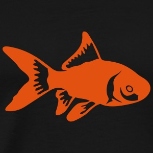 poisson eau mer fish 00 Sweat-shirts - T-shirt Premium Homme