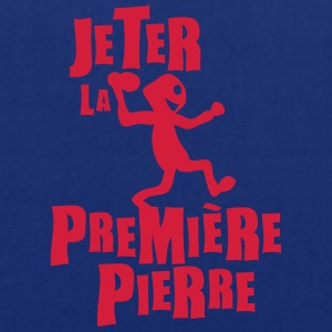 jeter premiere pierre expression Tee shirts - Tote Bag