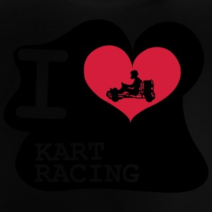 I Love Kart Racing Shirts - Baby T-Shirt