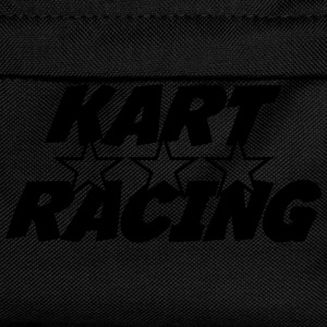 Kart Racing Skjorter - Ryggsekk for barn