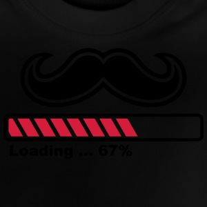 Moustache loading bar Shirts - Baby T-Shirt