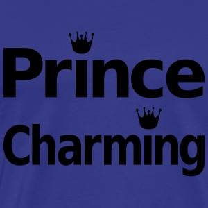 Prince Charming Hoodies - Men's Premium T-Shirt