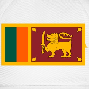 National Flag of Sri Lanka Bottles & Mugs - Baseball Cap