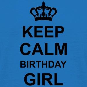 keep_calm_birthday_girl_g1 Bags & Backpacks - Men's T-Shirt