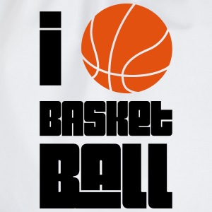 Basketball T-Shirts - Drawstring Bag