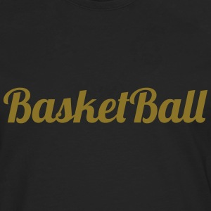 Basketball T-Shirts - Men's Premium Longsleeve Shirt