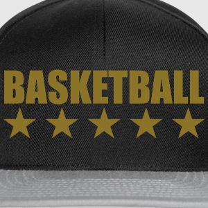 Basketball T-Shirts - Snapback Cap