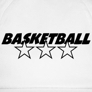 Basketball T-Shirts - Baseball Cap