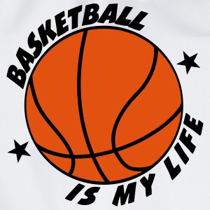 Basketball Shirts - Drawstring Bag