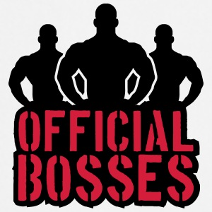 Officielle Bosses Team Crew T-shirts - Forklæde