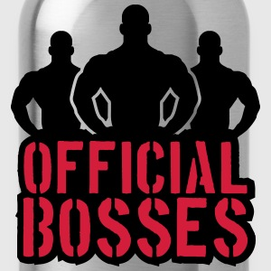 Officiella Bosses Team Crew T-shirts - Vattenflaska