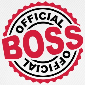 Officiel Boss stempel T-shirts - Baseballkasket