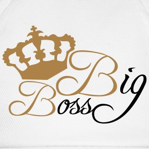 Big Boss re Magliette - Cappello con visiera