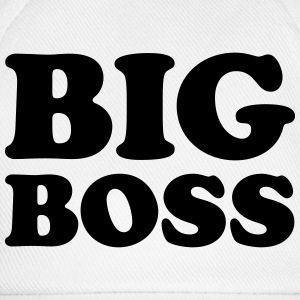 Big Boss T-shirts - Baseballcap