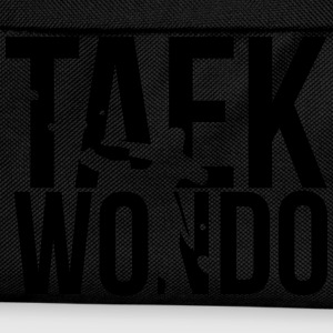 taekwondo T-Shirts - Kids' Backpack