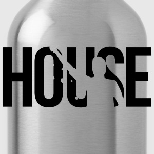 house T-Shirts - Water Bottle