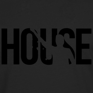 house T-Shirts - Men's Premium Longsleeve Shirt