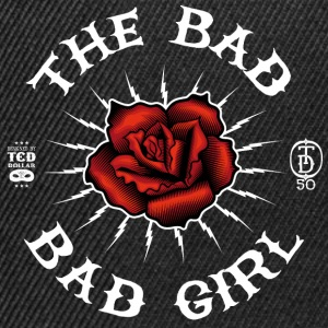 The Bad Bad Girl - Casquette snapback