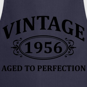 Vintage 1956 Aged to Perfection T-Shirts - Cooking Apron