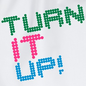 Turn It Up! T-shirts - Sportstaske