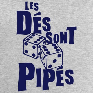 des pipes jeu lance expression Manches longues - Sweat-shirt Homme Stanley & Stella