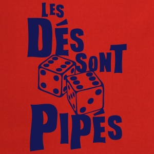 des pipes jeu lance expression Tee shirts - Tablier de cuisine