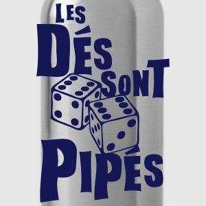 des pipes jeu lance expression Tee shirts - Gourde