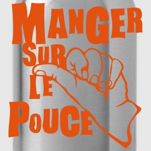 manger sur pouce expression Tee shirts - Gourde