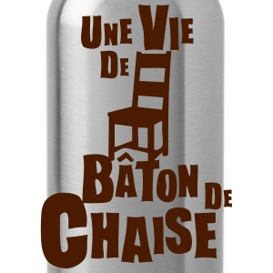 vie baton chaise expression Manches longues - Gourde