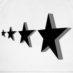 Four stars in 3D for Germany T-Shirts - Baseball Cap