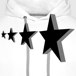 Four stars in 3D for Germany T-Shirts - Men's Premium Hoodie