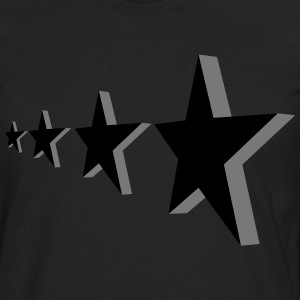 Four stars in 3D for Germany T-Shirts - Men's Premium Longsleeve Shirt