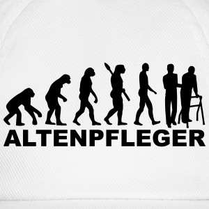 Evolution Altenpfleger T-Shirts - Baseballkappe
